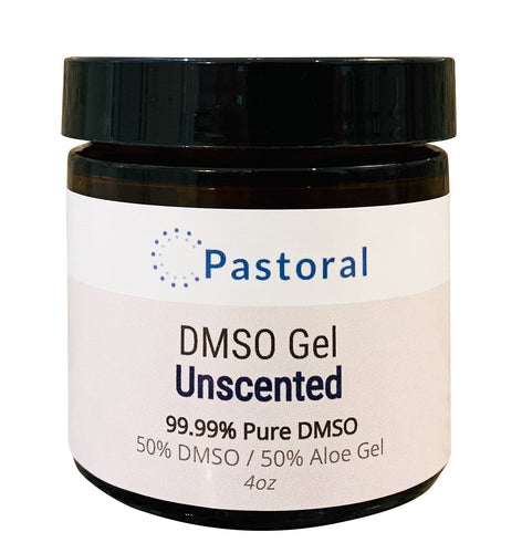 Unscented DMSO Gel (4oz) - Pastoral Canada