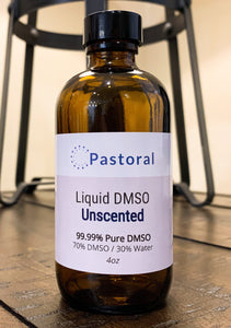 Unscented DMSO Liquid (4oz) - Pastoral Canada