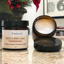 Load image into Gallery viewer, Frankincense DMSO & MSM Cream (4oz) - Pastoral Canada
