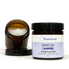 Load image into Gallery viewer, Lavender DMSO Gel (4oz) - Pastoral Canada
