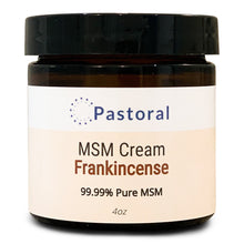 Load image into Gallery viewer, Frankincense MSM Cream (4oz) - Pastoral Canada