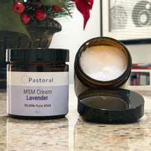 Load image into Gallery viewer, Lavender MSM Cream (4oz) - Pastoral Canada