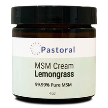 Load image into Gallery viewer, Lemongrass MSM Cream (4oz) - Pastoral Canada