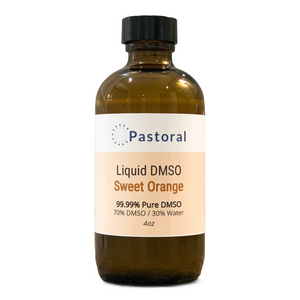 Sweet Orange DMSO Liquid (4oz) - Pastoral Canada