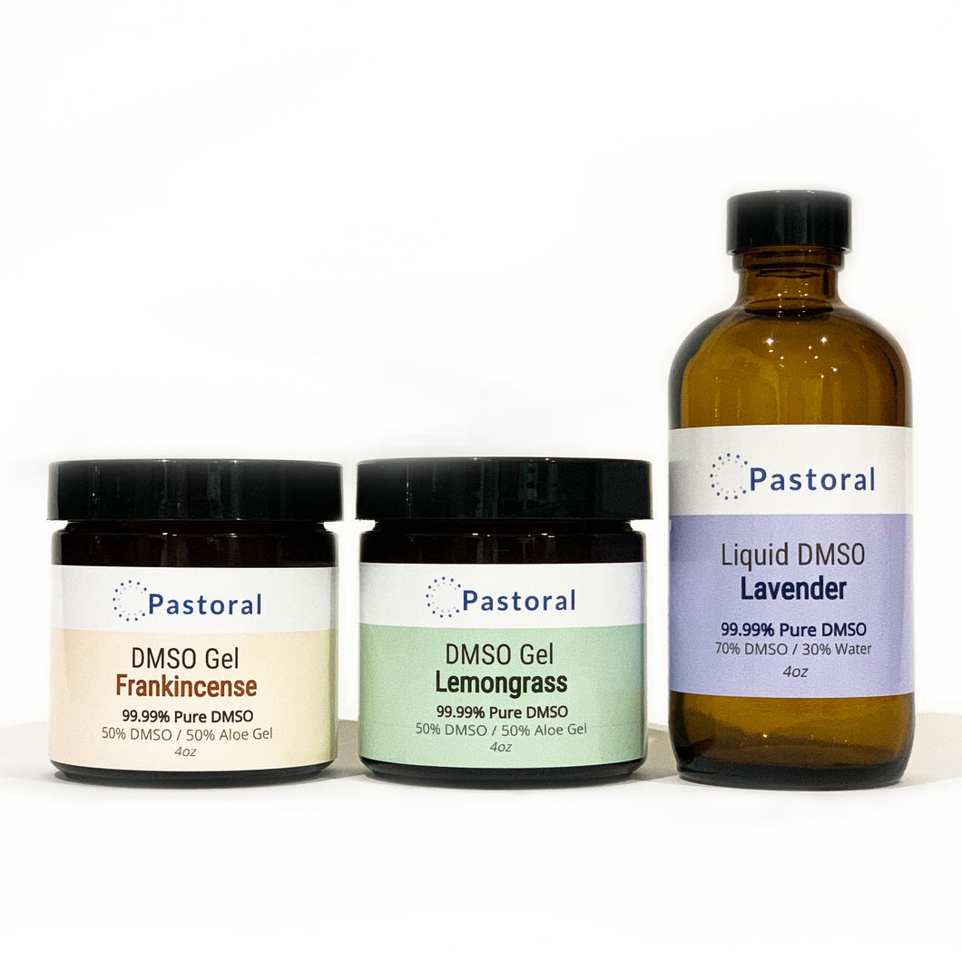 The Premium DMSO Bundle - Pastoral Canada