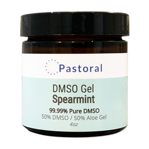 Spearmint DMSO Gel (4oz) - Pastoral Canada