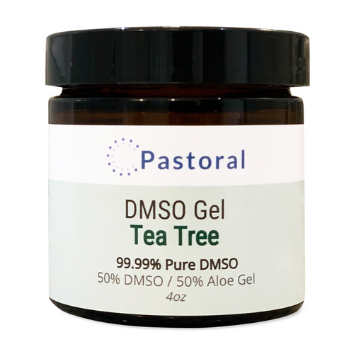 Tea Tree DMSO Gel (4oz) - Pastoral Canada