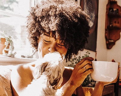 Black Women And Dogs...Is There A Stereotype?