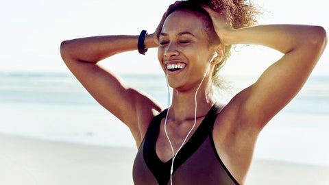 Set the perfect pace to your next cardio sesh with this killer cardio playlist