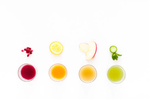 Be sure to chew your juice when detoxing to release healthy digestive enzymes.