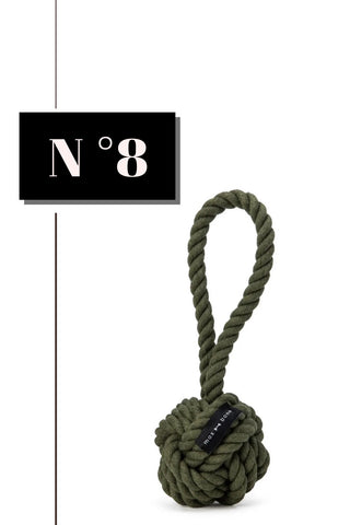 Dog Knotted Cotton Rope Fetch Toy Pet Gift Guide