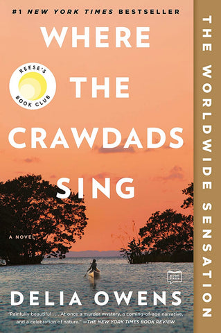 Where The Crawdads Sing Amazon Finds Best Seller