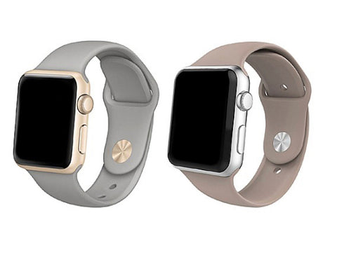 Neutral Apple Watch Replacement Bands