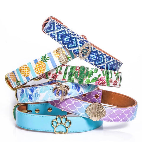 Check out FriendshipCollar's plush collection of collars and charms.