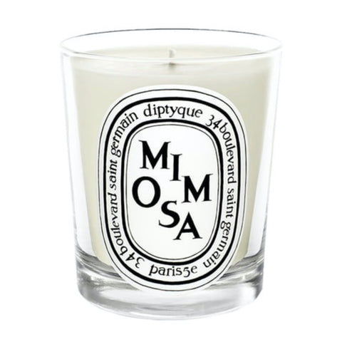 Diptyque Mimosa Scented Mini Candle