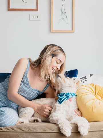 Dog moms spent quarantine bonding with their pets and learning more about themselves.
