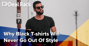 Why Black T-shirts Will Never Go Out Of Style