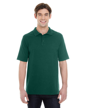 Hanes Men's 6.5 oz. X-Temp® Piqué Short-Sleeve Polo with Fresh IQ - 055P
