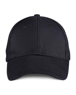 Anvil Solid Brushed Twill Cap - 136
