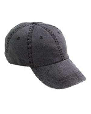 Anvil Adult Solid Low-Profile Pigment-Dyed Cap - 145