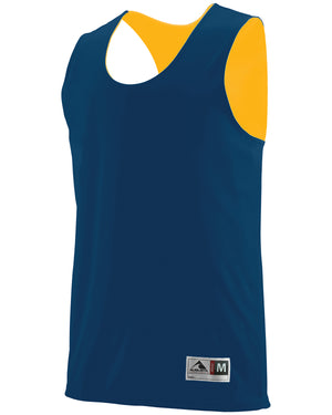 Augusta Drop Ship Youth Wicking Polyester Reversible Sleeveless Jersey - 149