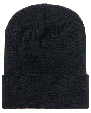 Yupoong Adult Cuffed Knit Beanie - 1501