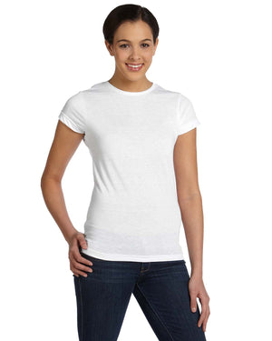 Sublivie Ladies' Junior Fit Sublimation T-Shirt - 1610