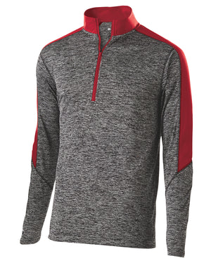 Holloway Youth Dry-Excel™ Electrify Half-Zip Training Pullover - 222642