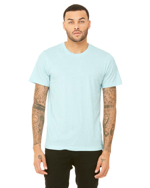 Bella + Canvas Unisex Heather CVC T-Shirt - 3001CVC