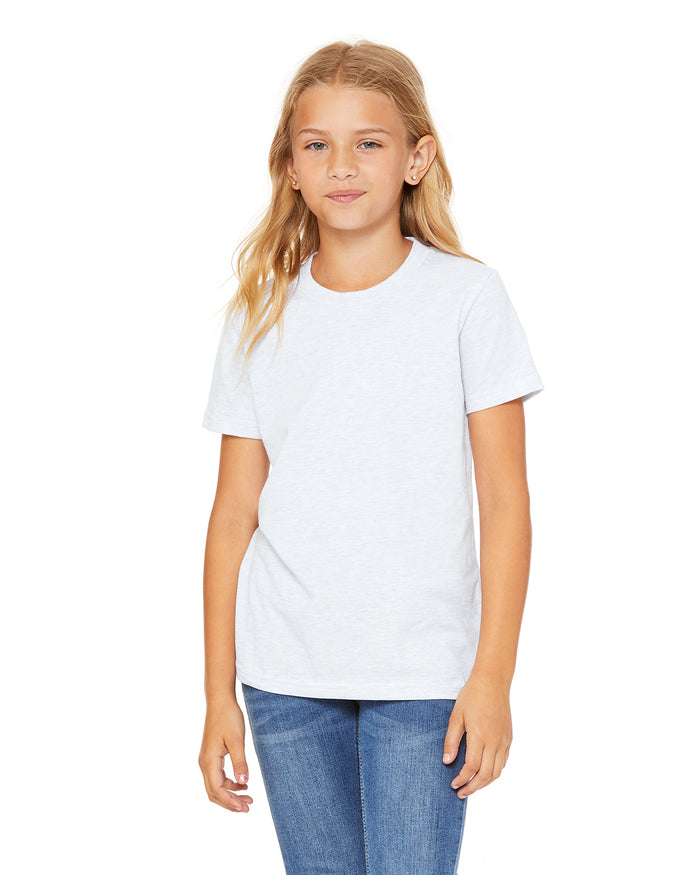 Bella + Canvas Youth Jersey T-Shirt - 3001Y