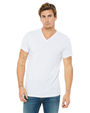 Bella + Canvas Unisex Jersey Short-Sleeve V-Neck T-Shirt - 3005