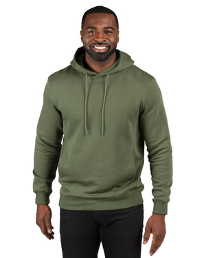 Threadfast Apparel Unisex Ultimate Fleece Pullover Hooded Sweatshirt - 320H