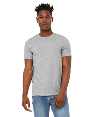 Bella + Canvas Unisex Sueded T-Shirt - 3301C