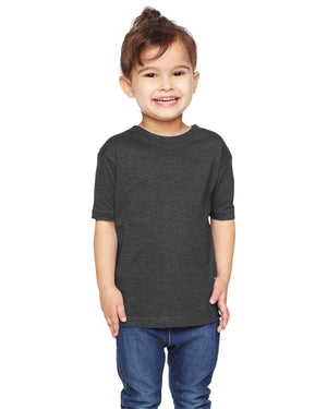 Rabbit Skins Toddler Fine Jersey T-Shirt - 3321
