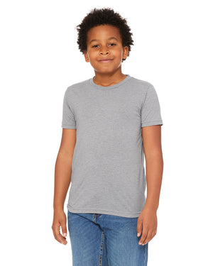 Bella + Canvas Youth Triblend Short-Sleeve T-Shirt - 3413Y