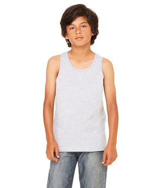 Bella + Canvas Youth Jersey Tank - 3480Y