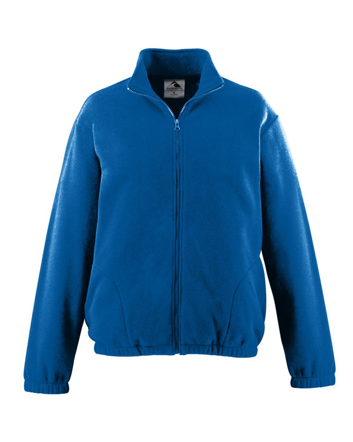 Augusta Drop Ship Youth Chill Fleece Full-Zip Jacket - 3541