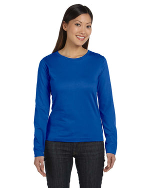 LAT Ladies' Premium Jersey Long-Sleeve T-Shirt - 3588