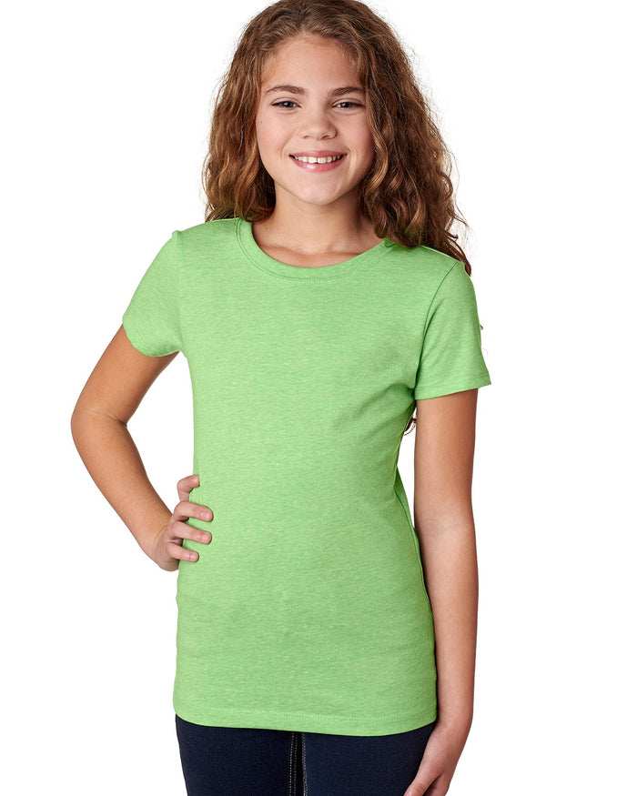 Next Level Youth Princess CVC T-Shirt - 3712