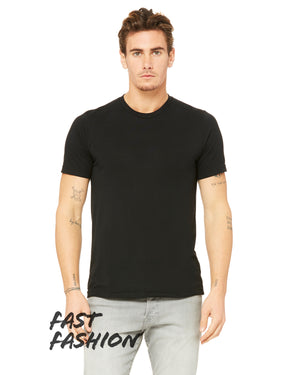 Bella + Canvas Unisex Viscose Fashion T-Shirt - 3880C