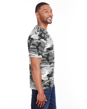 Code Five Men's Camo T-Shirt - 3907