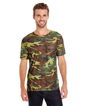 Code Five Men's Performance Camo T-Shirt - 3983