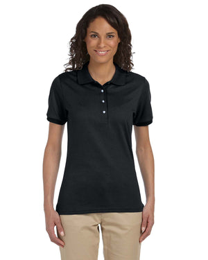 Jerzees Ladies' 5.6 oz. SpotShield™ Jersey Polo - 437W
