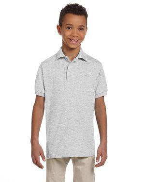 Jerzees Youth 5.6 oz. SpotShield™ Jersey Polo - 437Y