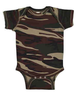 Code Five Infant Camo Bodysuit - 4403