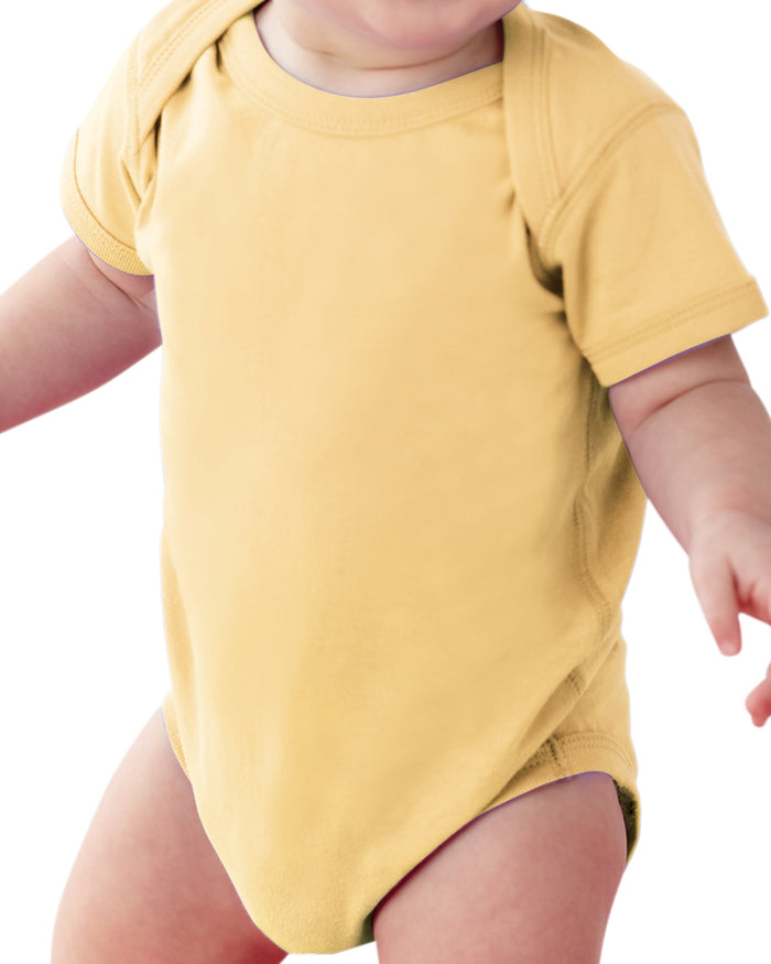 Rabbit Skins Infant Fine Jersey Bodysuit - 4424