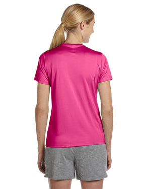 Hanes Ladies' Cool DRI® with FreshIQ Performance T-Shirt - 4830