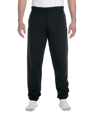 Jerzees Adult 9.5 oz. Super Sweats® NuBlend® Fleece Pocketed Sweatpants - 4850P