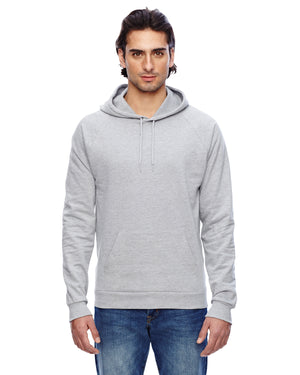 American Apparel Unisex California Fleece Pullover Hoodie - 5495W