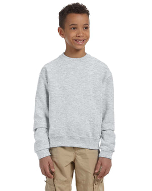 Jerzees Youth 8 oz. NuBlend® Fleece Crew - 562B